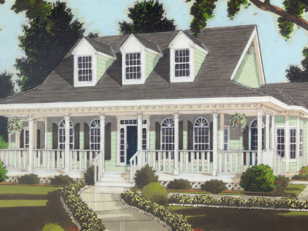 House Plans with Wrap around Porch Wellness Recovery Action Plan
