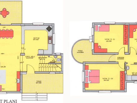 Small thai villa design small villa design small villa for Italian villa floor plans