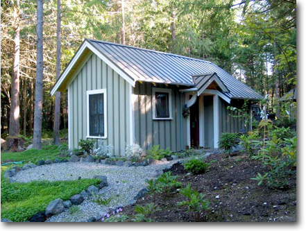 Mother in Law Backyard Cottage Small Backyard Guest House ...