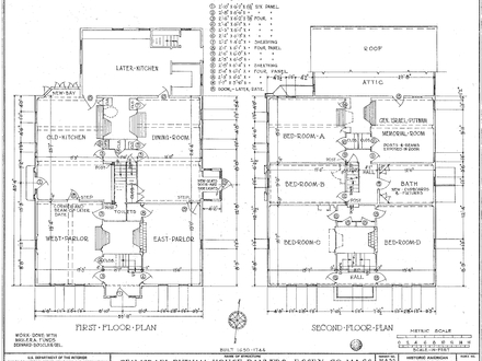 Single Story Open Floor Plans Free House Floor Plans