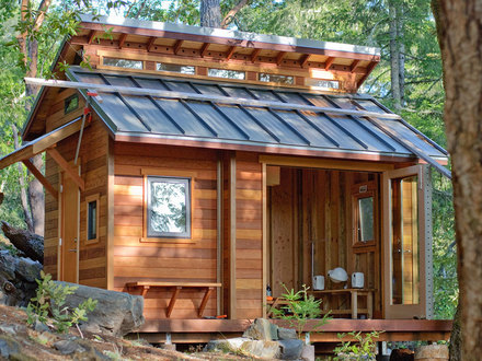 Tiny House Living Inside Tiny Houses