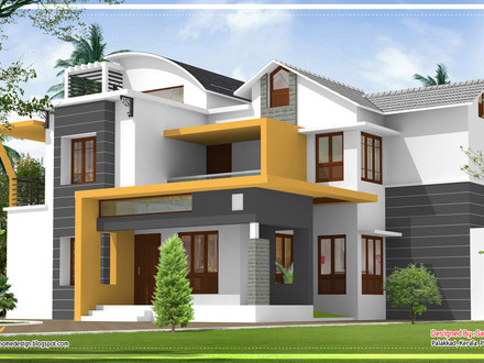 Kerala Home Design Kerala Modern House Design