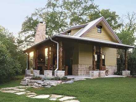 Small Cottage Cabin House Plans Small Cabins and Cottage Interiors