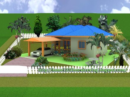 Unusual Small House Plans Beautiful Small House Plans 3D