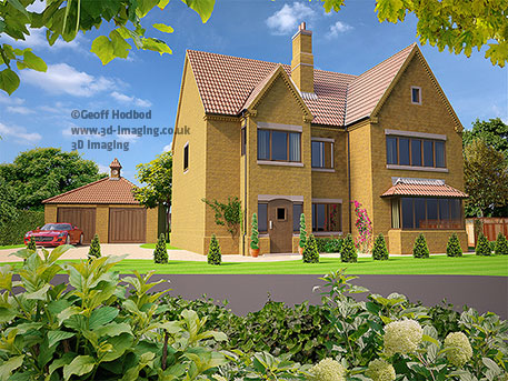4 Bedroom House Home House Plans Virtual Tours, house ...