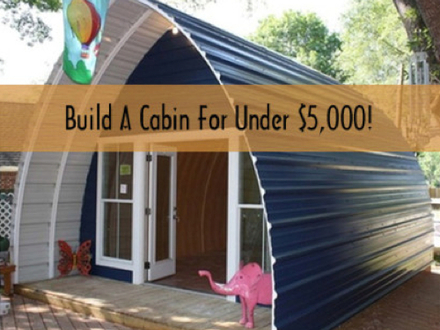 How to Build a Shed How to Build Small Cabin Cheap