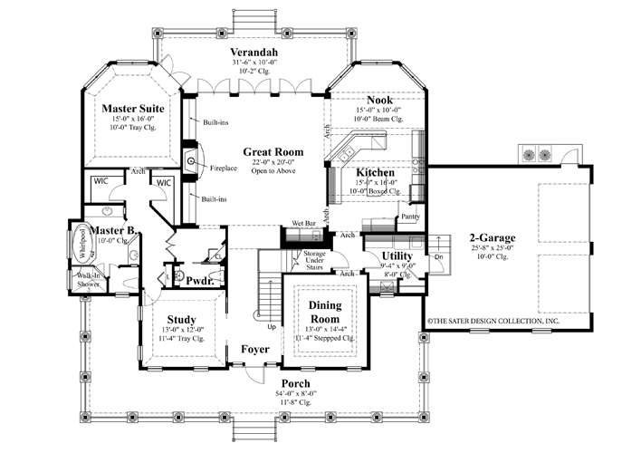 Waterfront home designs floor plans waterfront modular for Small waterfront home plans