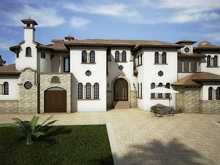 Winter park fl phil kean phil kean design group house for Houston custom home builders floor plans
