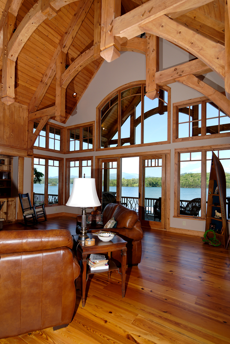 Tiny Home Designs: Rustic House Plans With Open Concept Rustic House Plans