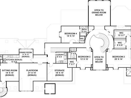 Small House Plans Castle Castle Style House Floor Plans