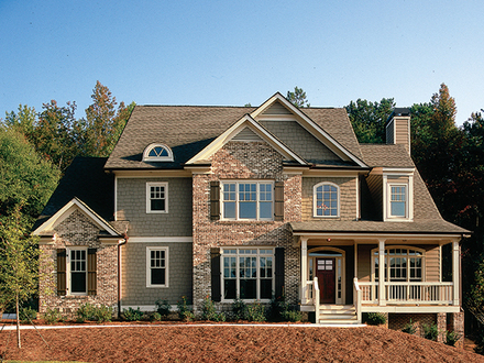 Small craftsman house plans craftsman house plans with for Home daylight