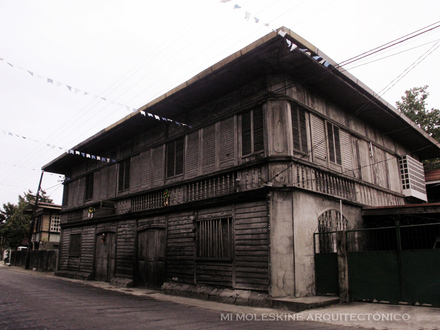Ranch-Style House American Colonial Architecture Philippines