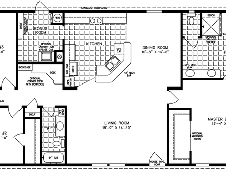 Simple square house floor plans one story square house for 1600 sq foot house plans