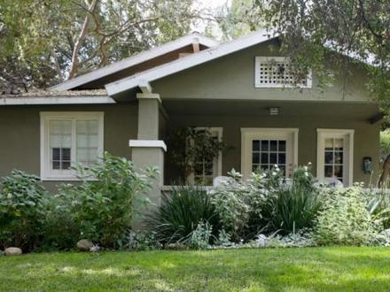 Ranch style bungalow with hip roof ranch to bungalow for California bungalow vs craftsman