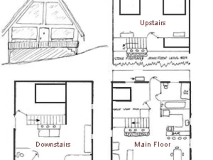Chalet House Plans Chalet Home Floor Plans and Designs