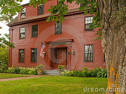 New England Colonial Architecture New England Colonial House