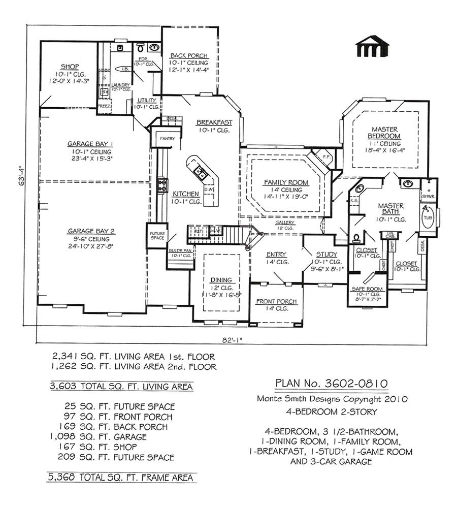 4 bedroom ranch floor plans 4 bedroom 2 bath house plans for 4 bedroom 2 5 bath ranch house plans