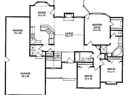 Small beach cottages small old world cottage house plans for Texas ranch floor plans