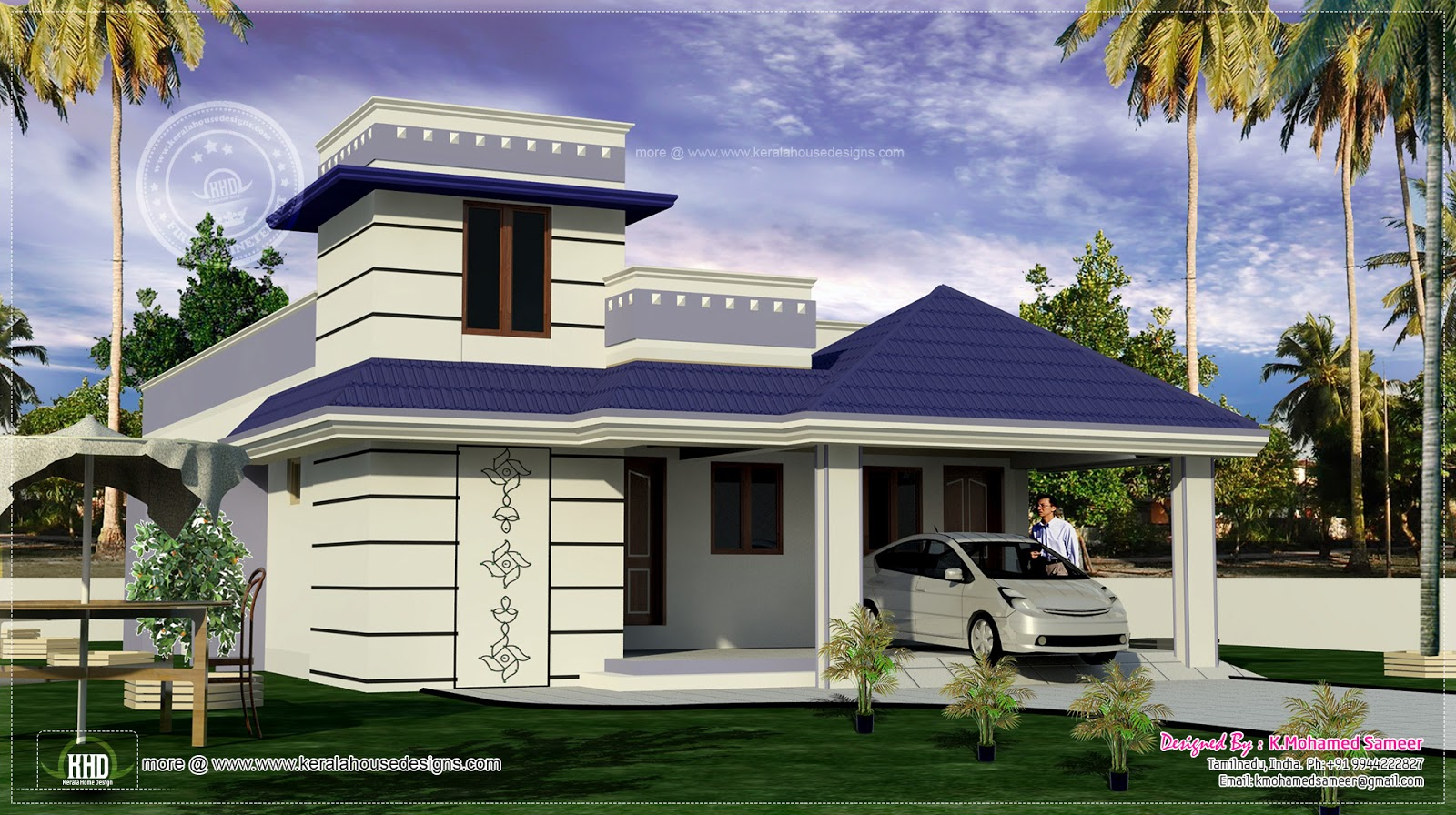 Ranch house designs single floor house designs one floor for Ranch home designs 2016