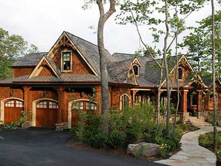 Rustic Craftsman Home Plans Rustic Cottage House Plans
