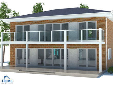 Small Contemporary House Designs Small Modern Contemporary House Plans