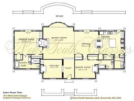 Storybook Cottage House Plans Fairy Tale Cottage House Plans