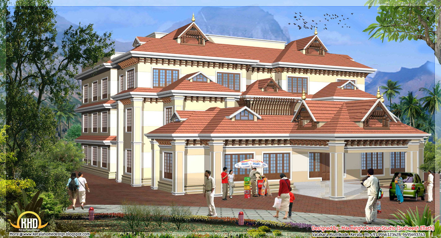 New Kerala House Models Kerala Style House Models