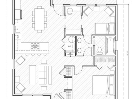 Small house plans under 1000 sq ft best small house plans for Simple house plans under 1000 square feet