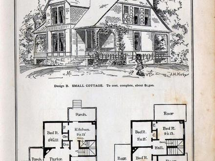 Small Victorian Cottage House Plans Small Victorian Cottages Interiors