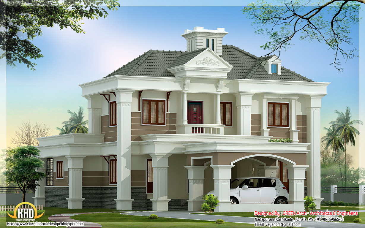 Southern house plans house plans kerala home design hous for Southern home plans designs