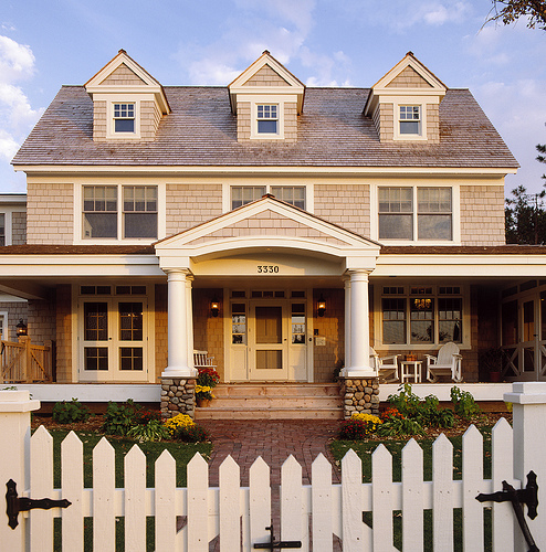 Colonial Home Design Ideas: Dutch Colonial Front Porch Designs For Homes Colonial