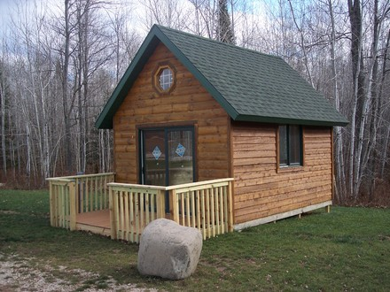 Inside a Small Log Cabins Small Rustic Cabin House Plans