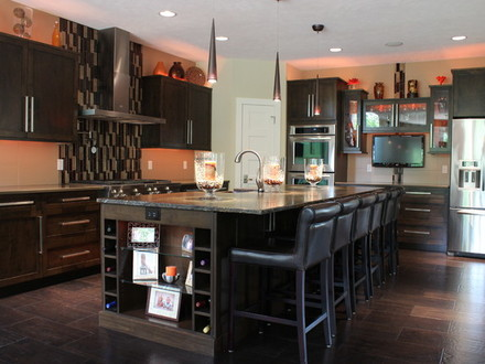 Contemporary Craftsman Style Home Craftsman Kitchen cleveland Craftsman Style Homes Traditional