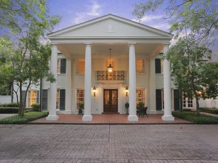 Dutch Colonial Style Homes Southern Colonial Style Home