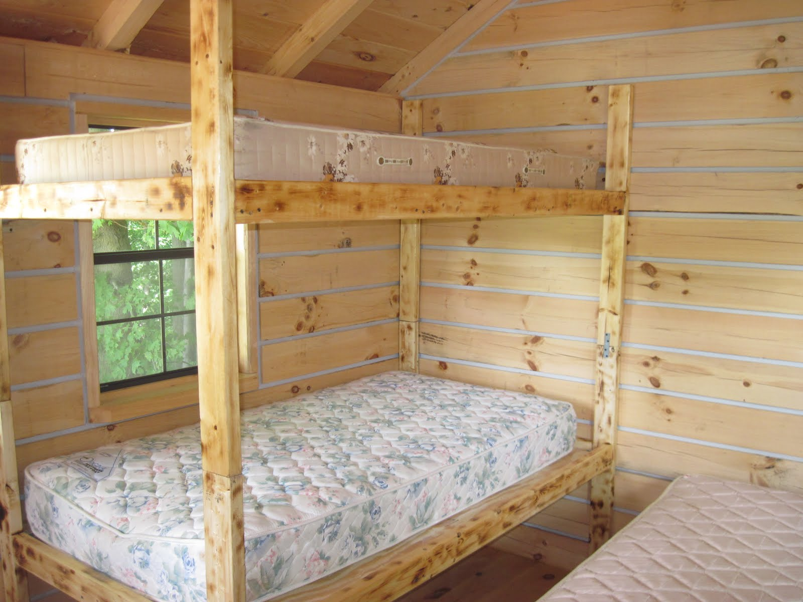 Plans Twin Over Queen Bunk Beds for Adults Twin Over Queen Bunk Bed Plans