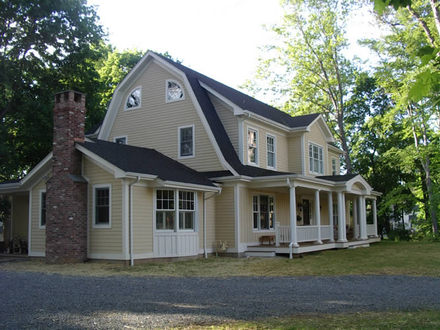 Dutch Colonial House Plans New England Colonial House Plans