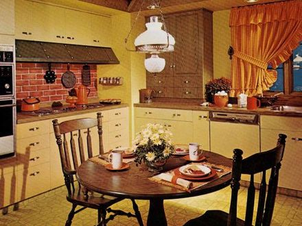 Early american kitchen design colonial kitchen design for E kitchen american cambodia