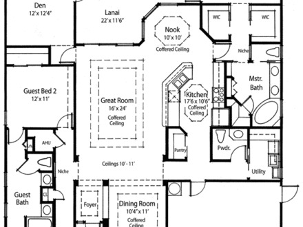 Energy Efficient House Plans Zero Energy Home Plans
