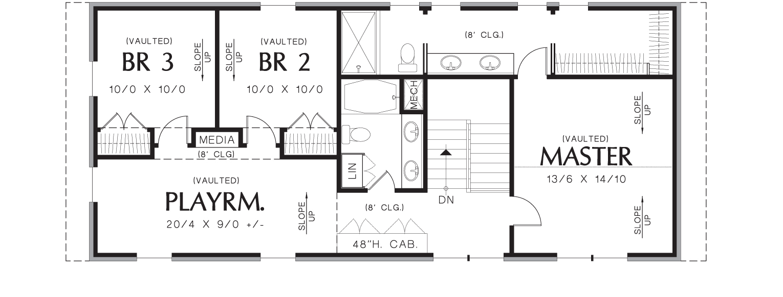 Free House Floor Plans Free Small House Plans PDF