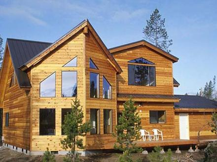 Contemporary Style House Ranch- Style House
