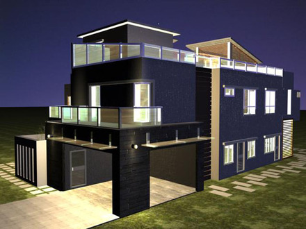 Design Home Modern House Plans Modern House Design in Philippines