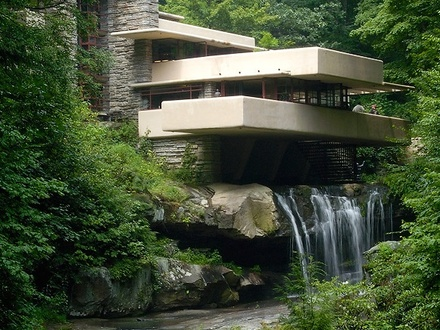 Frank Lloyd Wright Homes Frank Lloyd Wright Waterfall House