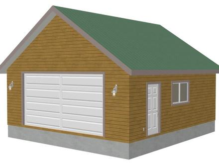 24x24 garage plans with loft garage plans with loft for 2 car garage with loft kit