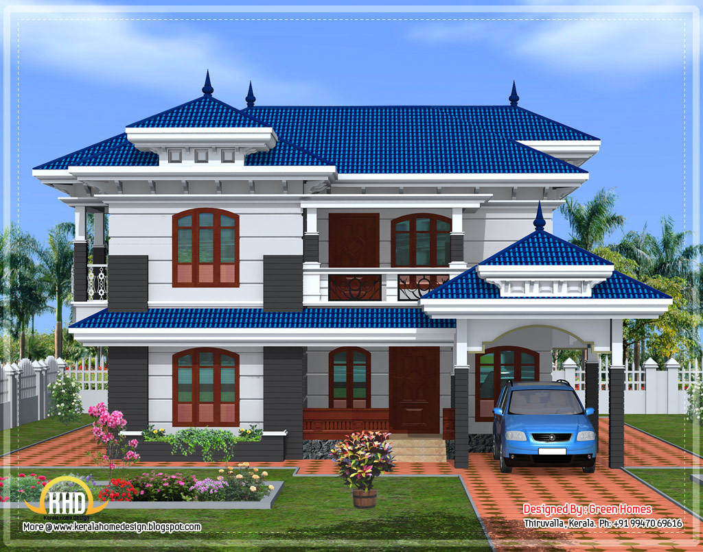Front Elevation Indian House Designs Front House Elevation