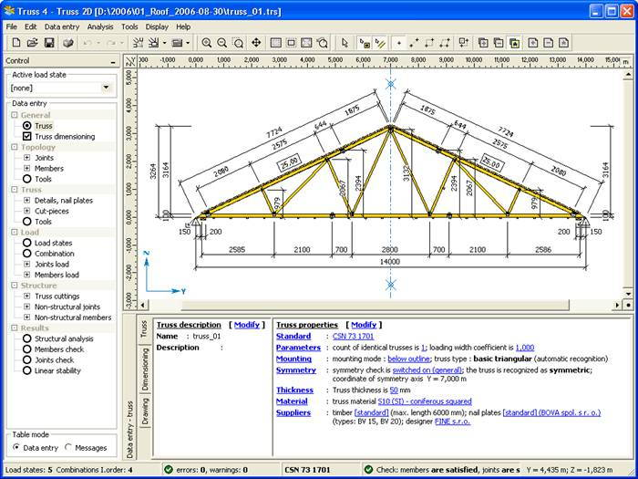 Roof Truss Design Software Steel Roof Truss Design Software