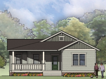 Single Story Bungalow House Plans Single Story Homes