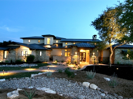 Luxury Home Hill Country Brown Exterior Hill Country Luxury Homes