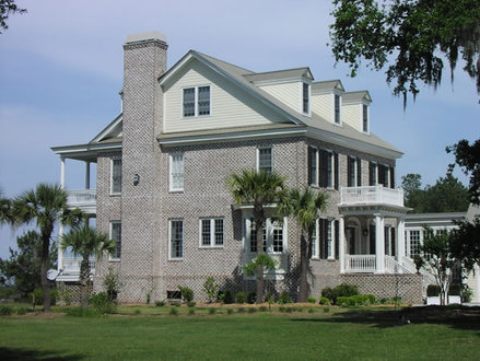 Southern Colonial House Plans Traditional Colonial House Plans