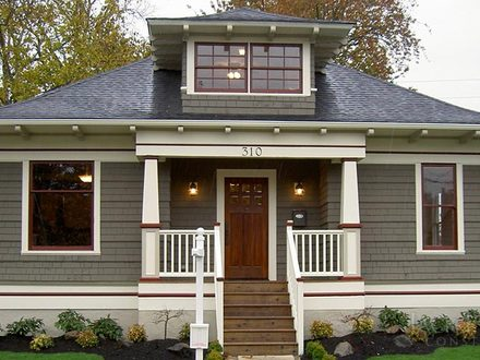 Craftsman Bungalow House Plans Craftsman Bungalow Renovation