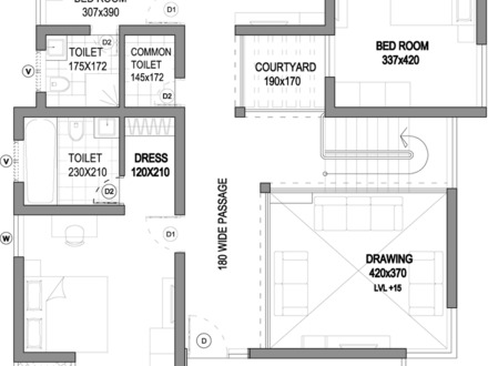 Simple Small House Floor Plans Modern House Floor Plans